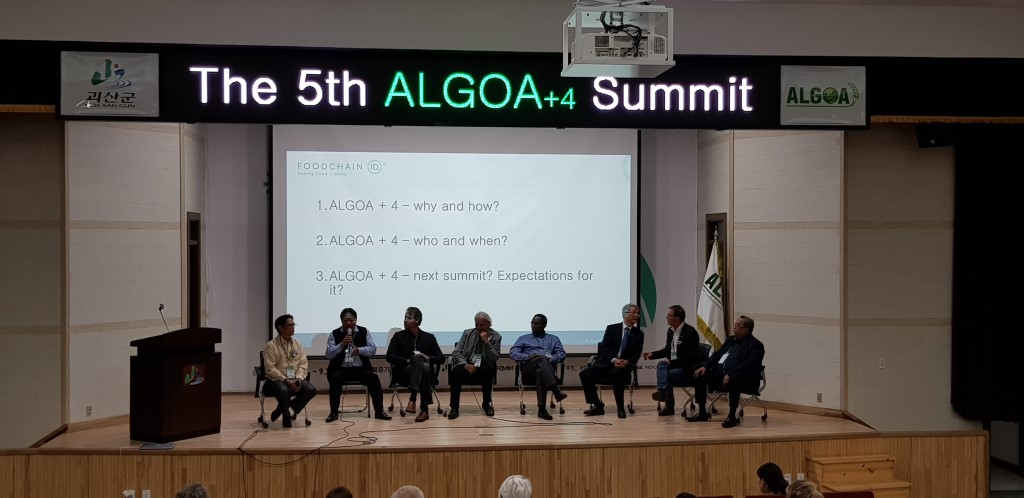 The 5th ALGOA+4 International Summit on Organic Agriculture Presentations