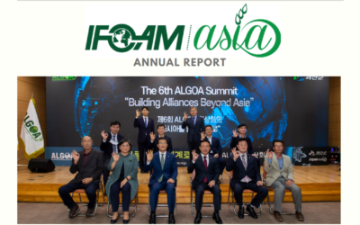 The 2020 IFOAM Asia Annual Report